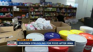 School opens free store for flood victims