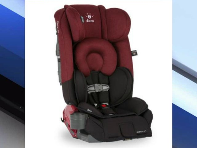 Diono Child Car Seats Recalled