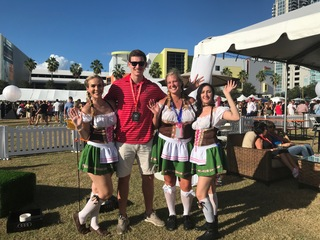 Tampa & St. Pete have great Oktoberfests