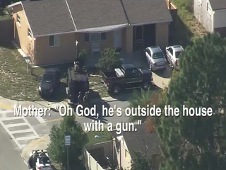 New video released of deadly standoff
