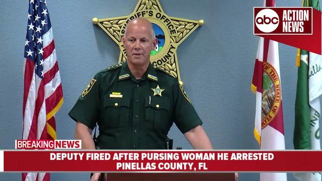 Pinellas County Sheriff fires deputy after investigation reveals he…