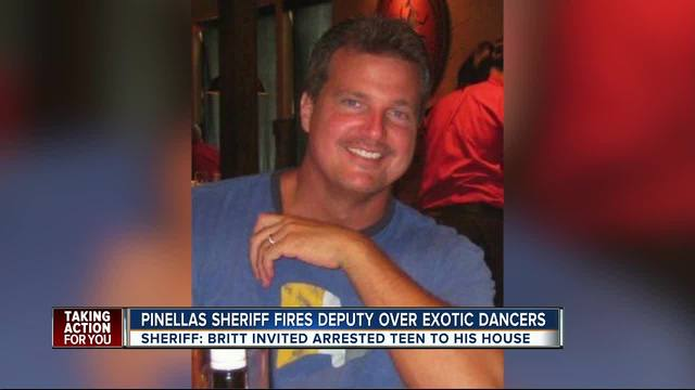 Pinellas deputy fired after investigation reveals he pursued woman he…