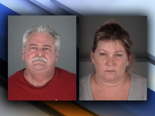 Florida fire chief and wife arrested after crash