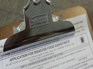 Pasco food assistance program postponed