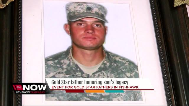 Florida Gold Star father wants to honor son-s name- legacy