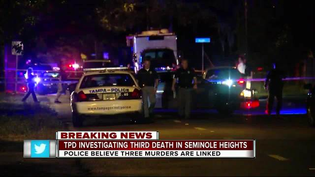Seminole Heights residents hold vigil for murder victims