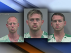 3 arrested for shooting after Spencer event