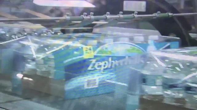 Zephyrhills water not processing new orders - Digital Short
