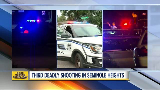 Suspicious death in SE Seminole Heights possibly connected to 2 other…