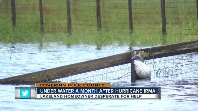 Lakeland still underwater after Hurricane Irma