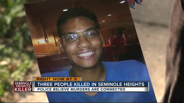 20-year-old with autism murdered by Seminole Heights killer after taking…