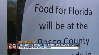 Pasco food assistance moved