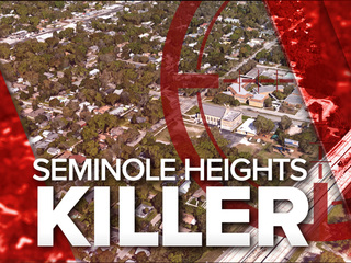 Search for Seminole Heights Killer