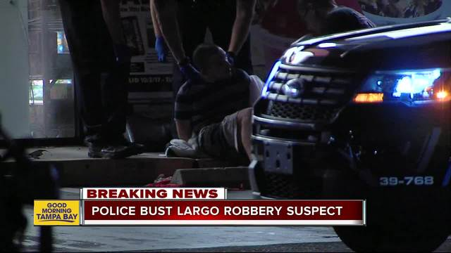 Robbery Victim Stabs At Least One Suspect During Attack in Downtown Reno