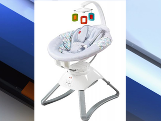 Fire hazard prompts infant motion seat recall
