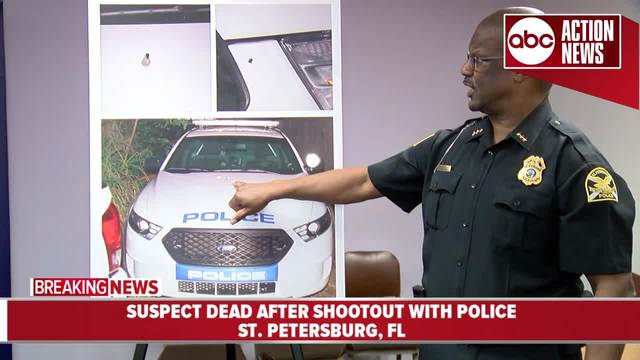 Police Fatally Shoot St. Petersburg Carjacking Suspect During Traffic Stop