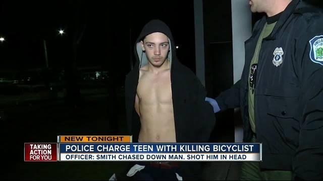 Teen shot, killed homeless man over beer money