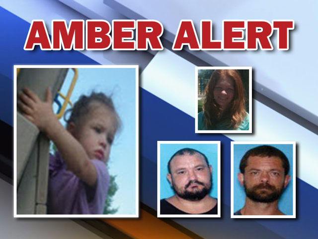 Florida Amber Alert canceled for 2-year-old girl