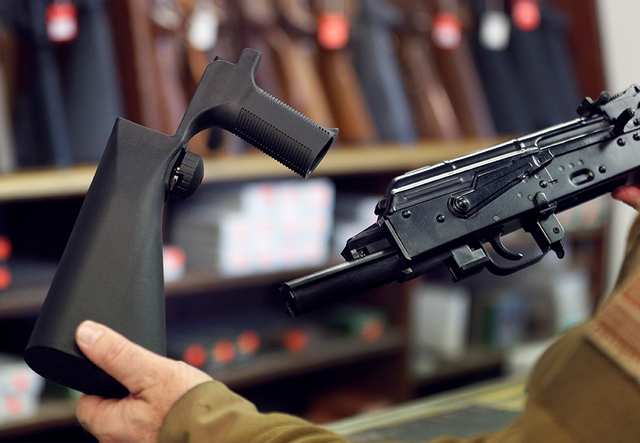 MA bump stock ban signed into law by Republican