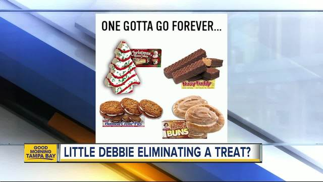 Little Debbie to end one of its iconic treats