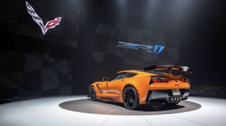 GM unveils fastest Corvette ever