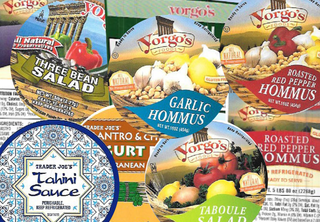 Yorgo's food issues recall due to listeria