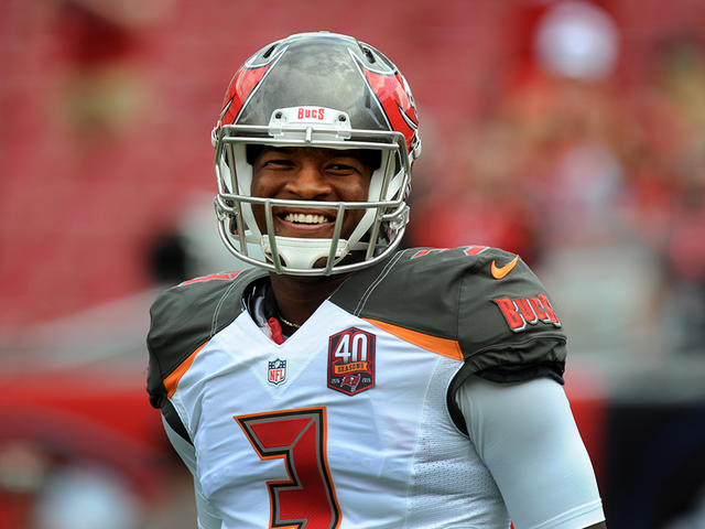 National Football League  investigates claim that Bucs QB Jameis Winston groped Uber driver