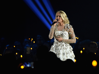 Carrie Underwood has 40-50 stitches in her face