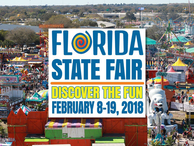 Florida State Fair Discount Tickets And Ride Armbands On