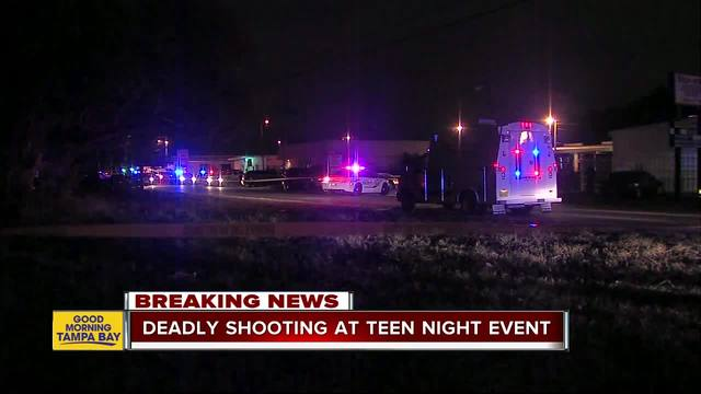 Security guards shoot, kill, 2 people outside teen club in Hillsborough