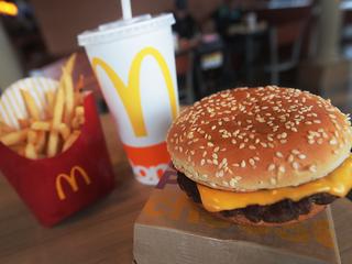 McDonald's kicks off new $1 $2 $3 dollar menu