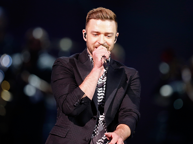 Justin Timberlake squashes rumours of a 'nipplegate' repeat
