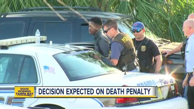 Prosecutors to seek death penalty against suspected Tampa serial killer