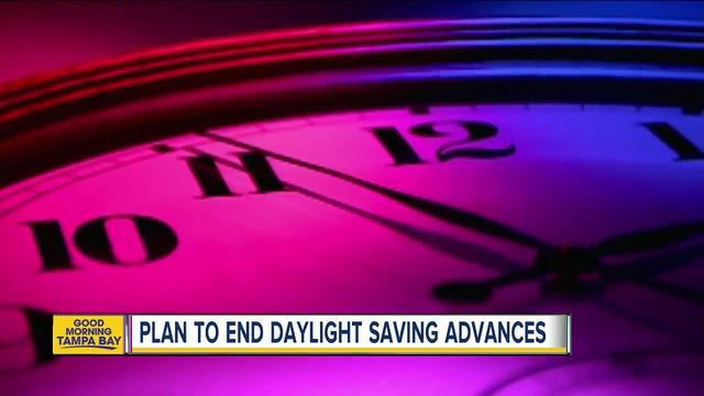 Florida may make daylight saving time permanent