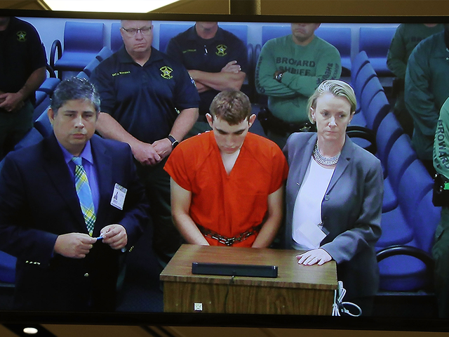 Prosecutors will seek the death penalty for Florida shooting suspect Nikolas Cruz
