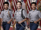Slain Florida students awarded Medal of Heroism