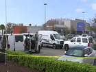 Body found in van in Walmart parking lot