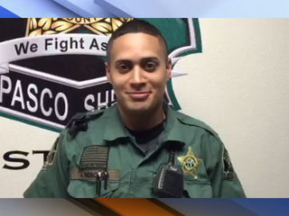 Florida deputy fired after report of lewd act