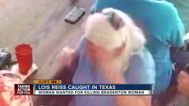 Woman murdered for ID had recently moved to Florida