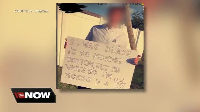 Racially offensive promposal posted on social media prompts school…