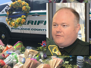 WATCH LIVE | Funeral services for fallen deputy