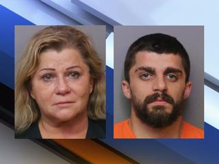 Mom, son arrested after Mother's Day argument