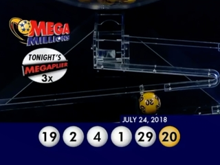 One winning Mega Millions ticket worth $522M