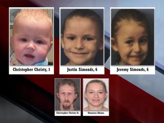 FL missing child alert canceled for 3 children
