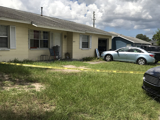 Baby boy dies after found in hot car in Florida