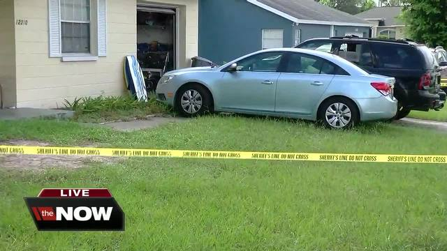 Baby taken to hospital in critical condition after being left hot car in…