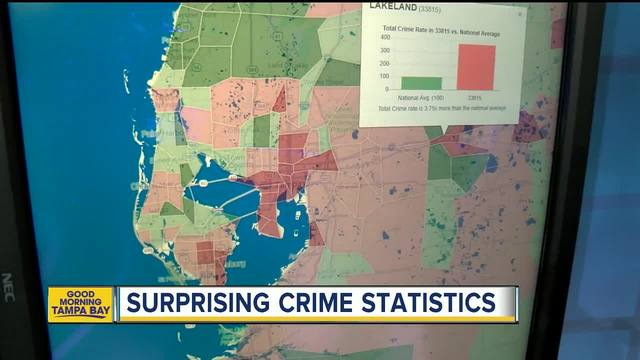 ADT releases interactive crime map to help you understand the crime ...