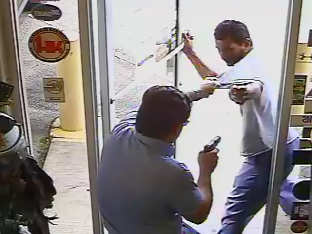 Video released of Fla. commissioner shooting man