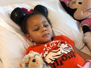 Florida toddler fighting rare polio-like disease