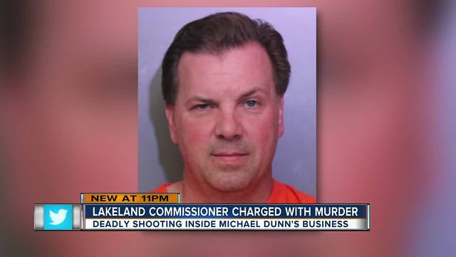 Lakeland city commissioner charged with murder in shooting of man he…
